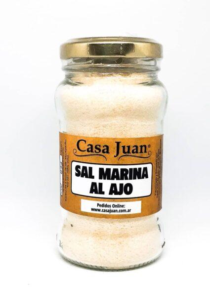 Sal Marina al ajo - Casa Juan